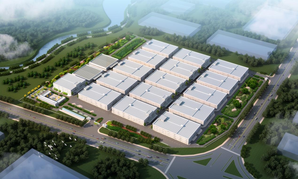 河南中烟工业有限责任公司新郑片烟醇化库区建设项目